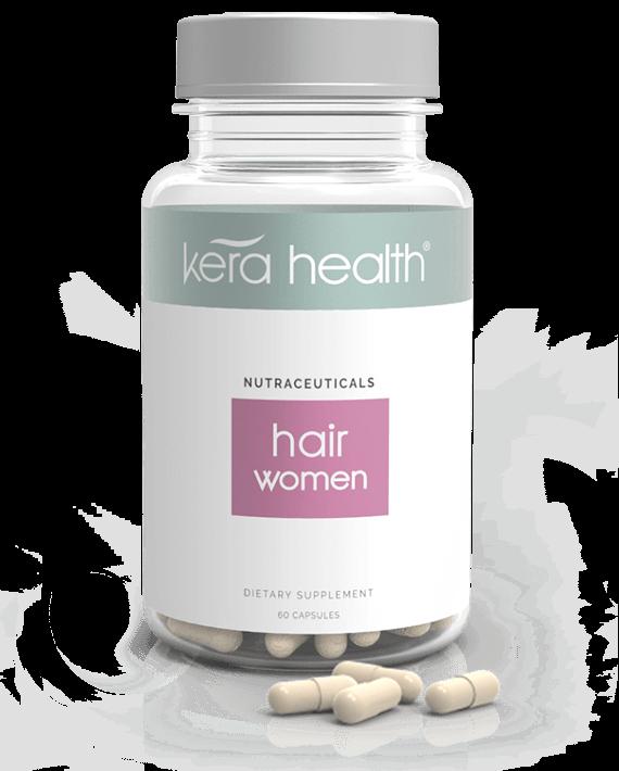 KeraHealth Hair Supplements - 30 days Money Back Guarantee