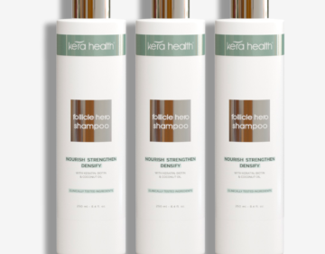KeraHealth Follicle Hero Shampoo - 3 Months Supply