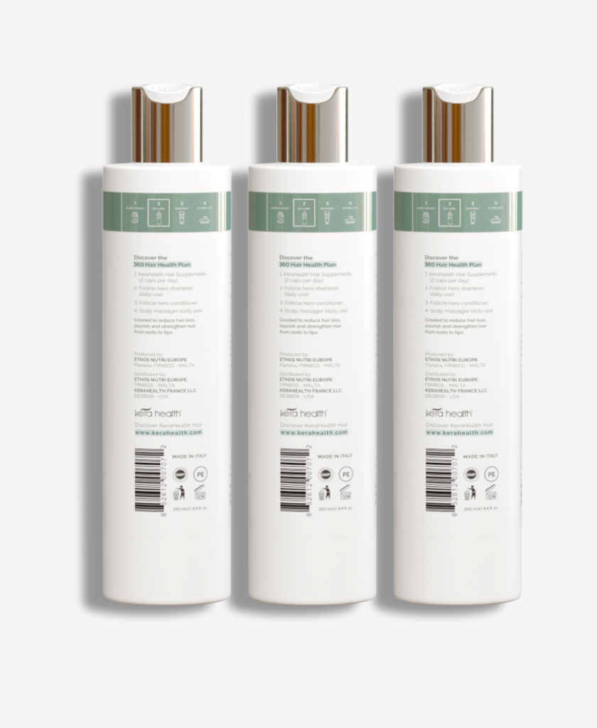 KeraHealth Follicle Hero Shampoo - 3 Months Supply