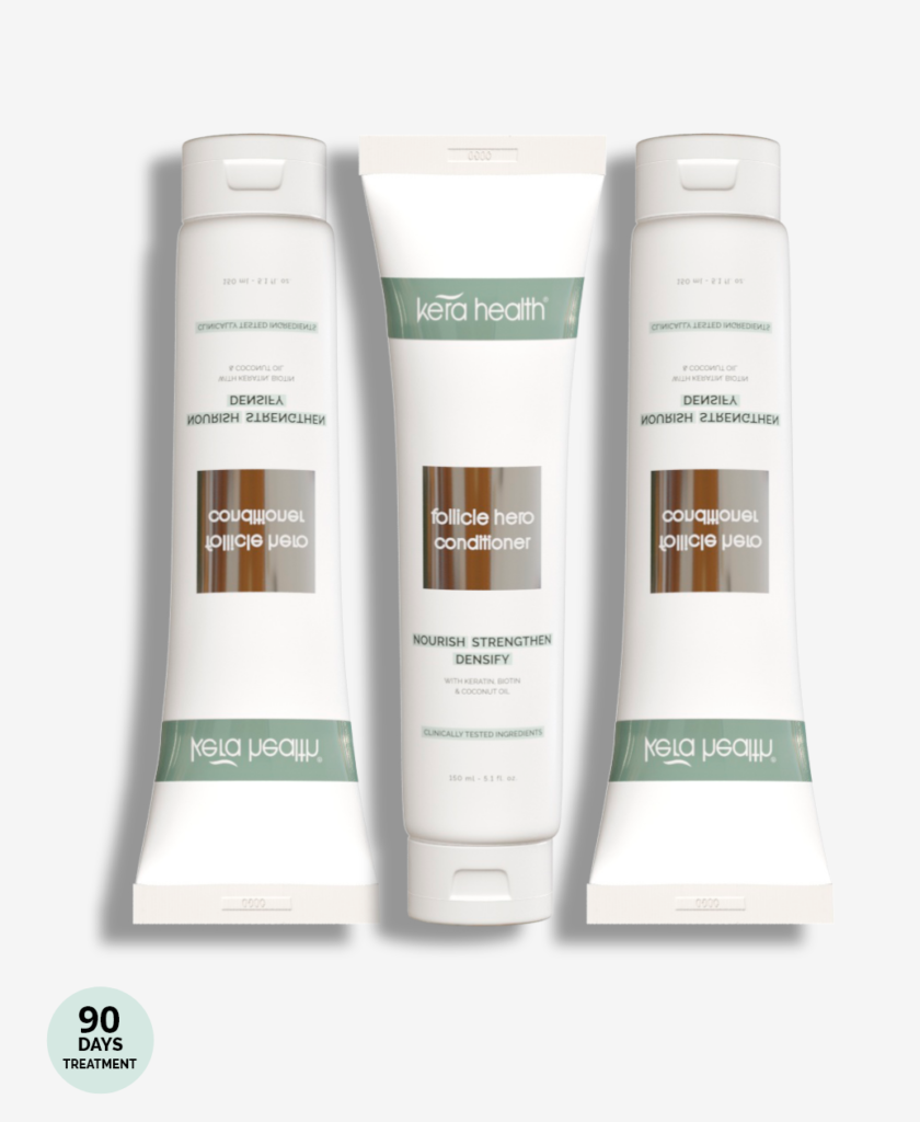 KeraHealth Follicle Hero Conditioner - 3 Months Supply