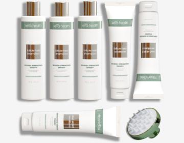 KeraHealth Shampoo + Conditioner - 3 Months Supply